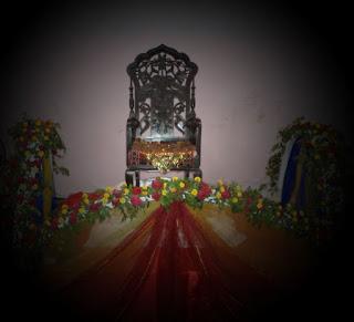 34th ORS Festival commemorated Sufi Saint Abdul Malek Shah (R) of Rahe Bhander Sufi Order