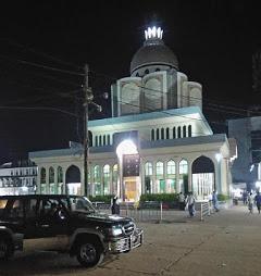 Sufi Syed Zafar Sadek Visited Maizbhander